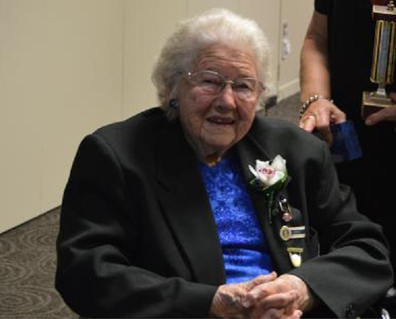 Life Member Enid Wordsworth passes Away